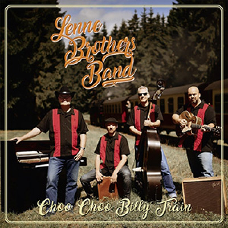 LenneBrothers Band - Choo Choo Billy Train (CD)
