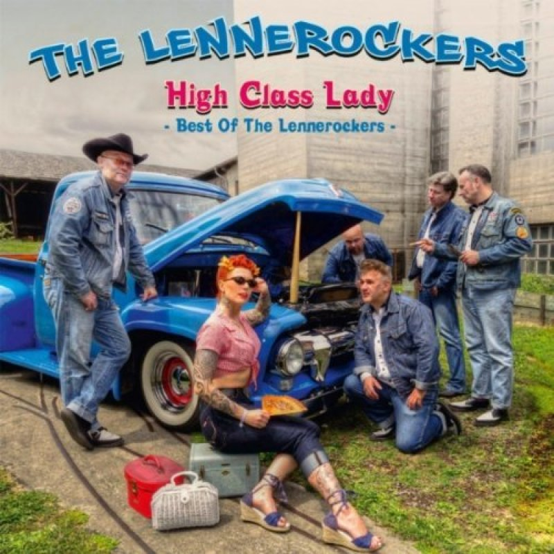 The Lennerockers - High Class Lady, Best of The Lennerockers (CD)