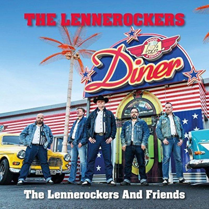 The Lennerockers - The Lennerockers & Friends (2 CDs)