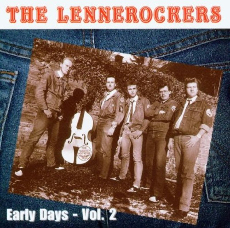 The Lennerockers - Early Days Vol.2 (CD)