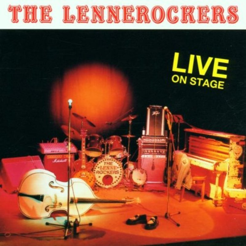 The Lennerockers - Live On Stage (CD)
