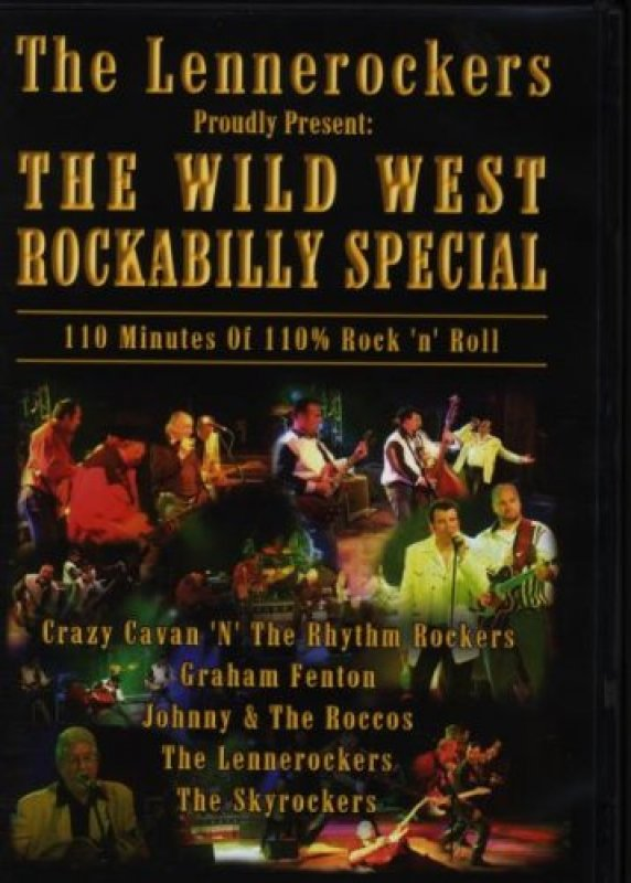 The Lennerockers - The Wild West Rockabilly Special (DVD)