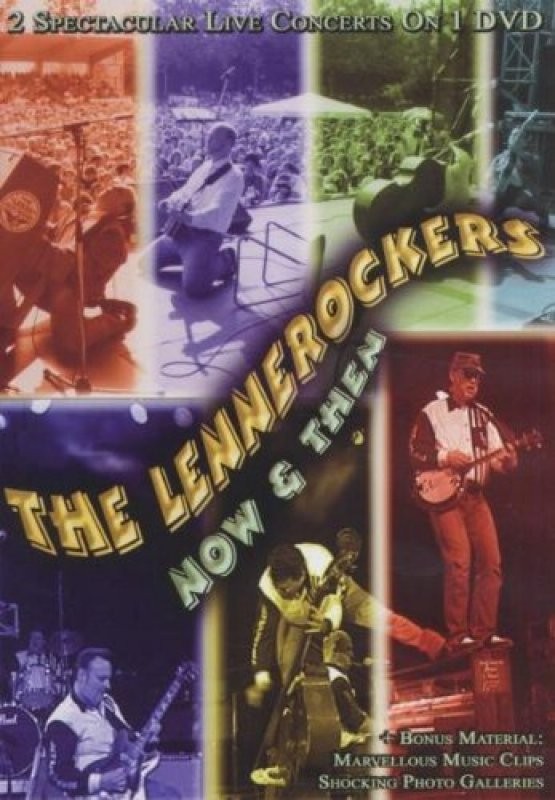 The Lennerockers - Now And Then (DVD)