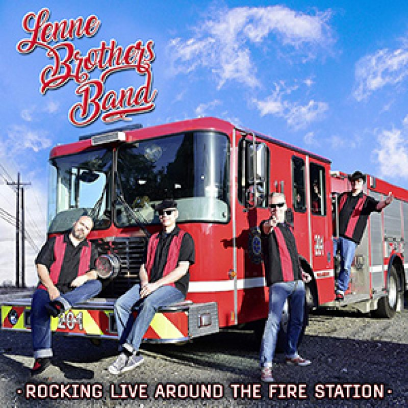 LenneBrothers Band - Rocking Live Around the Fire Station (CD)